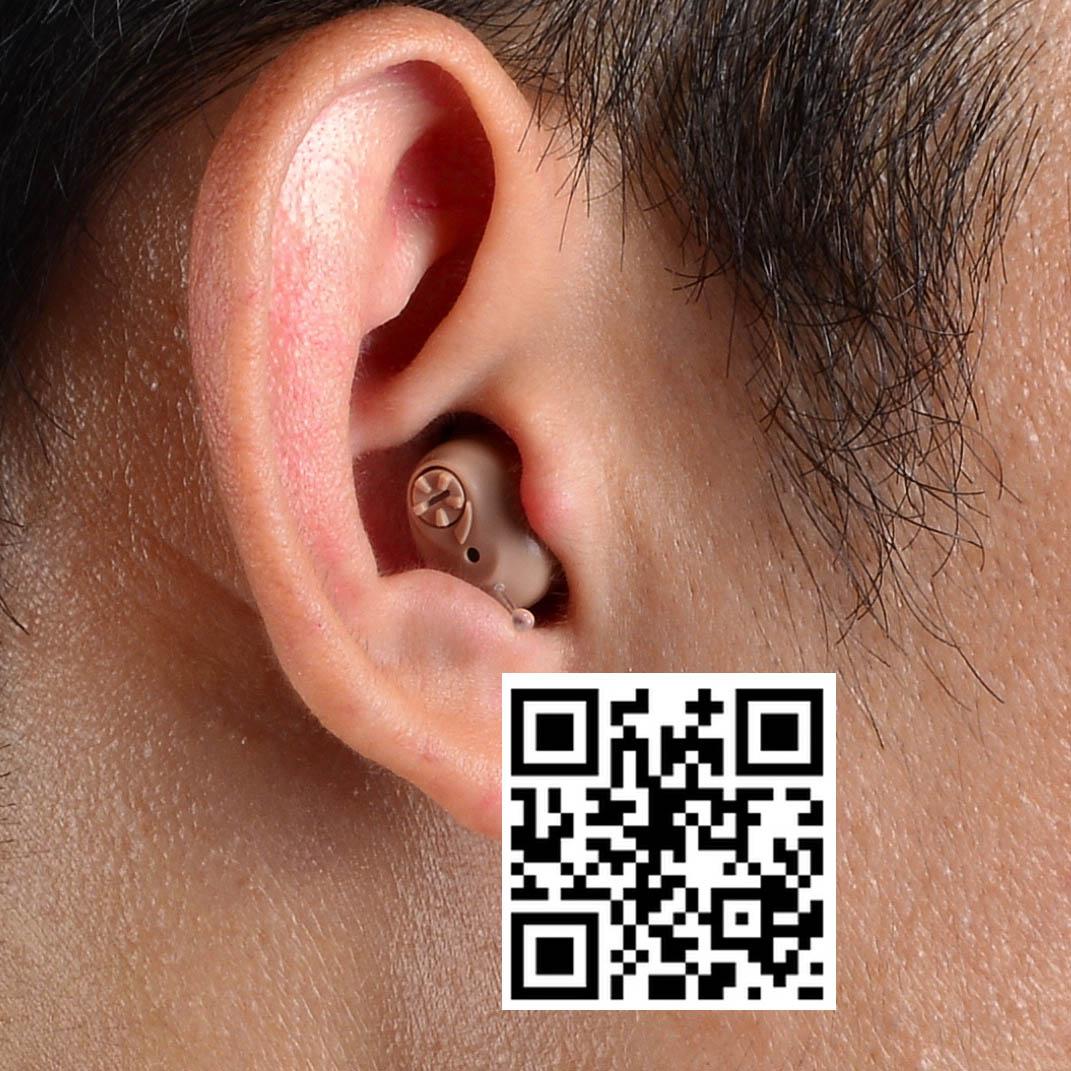 micro ear hearing aid