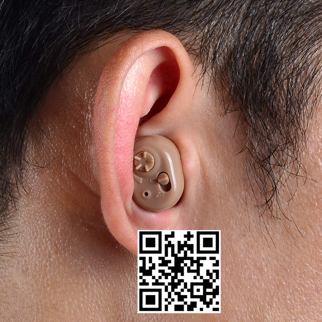 Hearing Aid Sound Amplifier