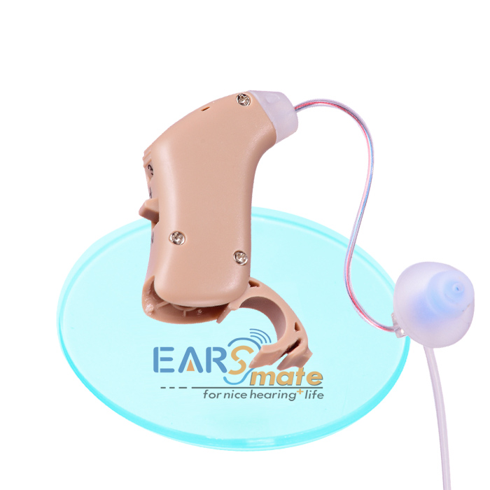 New Ric hearing aid